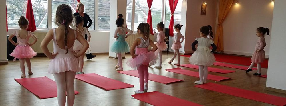 Balet si dans sportiv